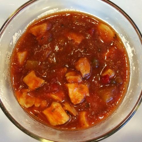 Mango Salsa Chicken Recipe