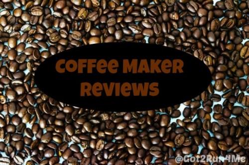 coffee maker reviews