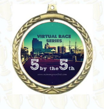 5 by 5th Medal