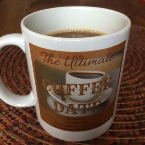 Ultimate Coffee Date Mug