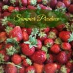 My Favorite Summer Produce