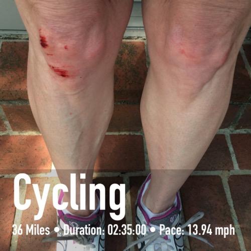Cycling Falls