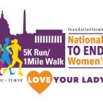 Love Your Lady Parts At The Race To End Women's Cancer