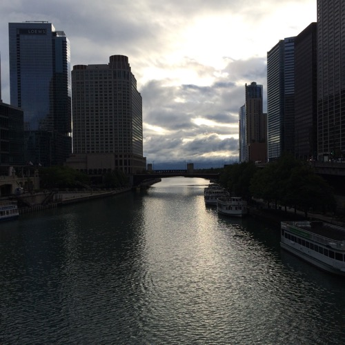 Chicago River Run