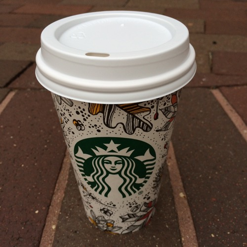 Starbucks Fall Cup
