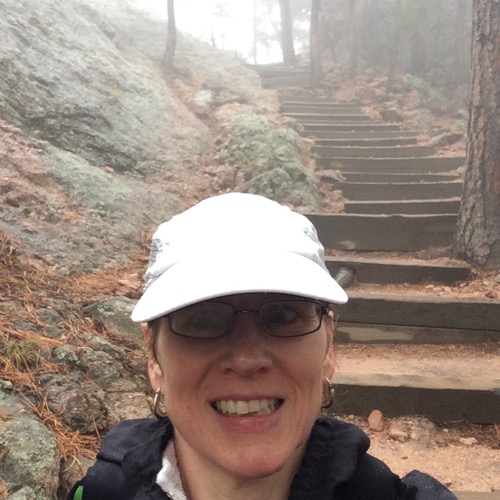 Horsetooth Rock Trail Steps