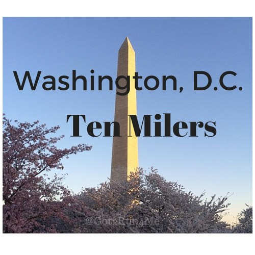Ten Milers In Washington