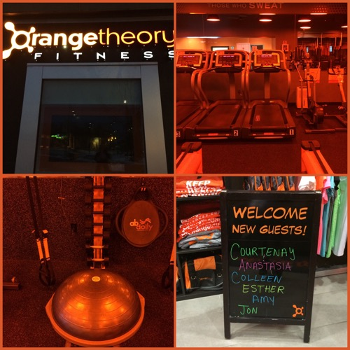 Orange Theory Fitness Boulder