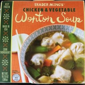 Trader Joe's Wonton Soup
