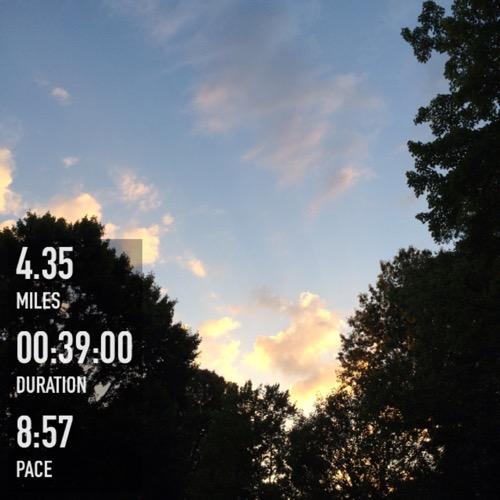 June 30 run