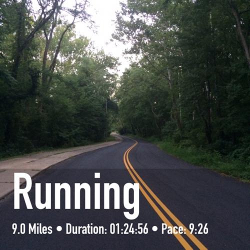 August run