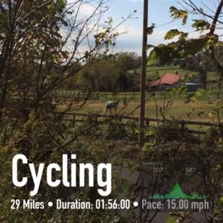 cycling leesburg
