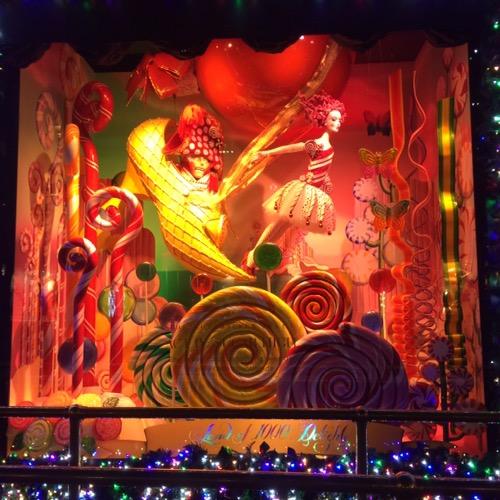 Saks Fifth Avenue Holiday Window