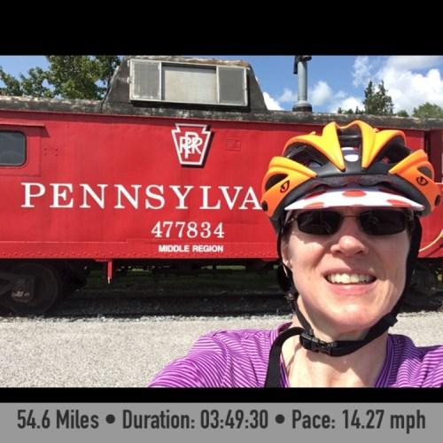 Northern Central Railroad Trail Ride