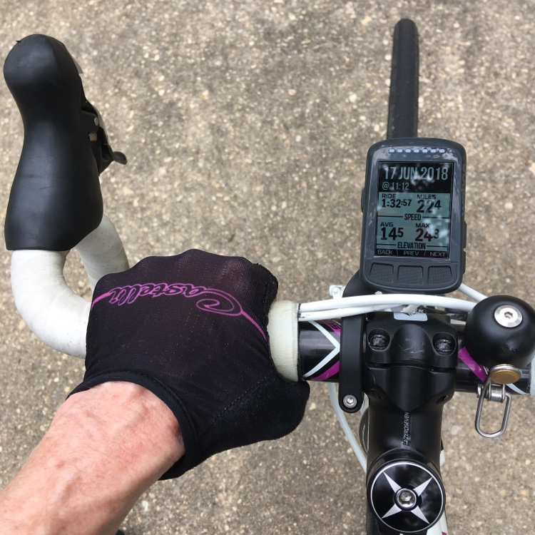 A Quick Look At The Wahoo Elemnt Bolt : Got2Run4MeRunning With