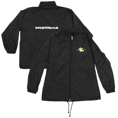 Got2Sing Ladies Windbreaker Jacket