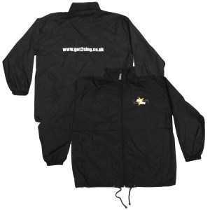 Got2Sing Unisex Windbreaker Jacket