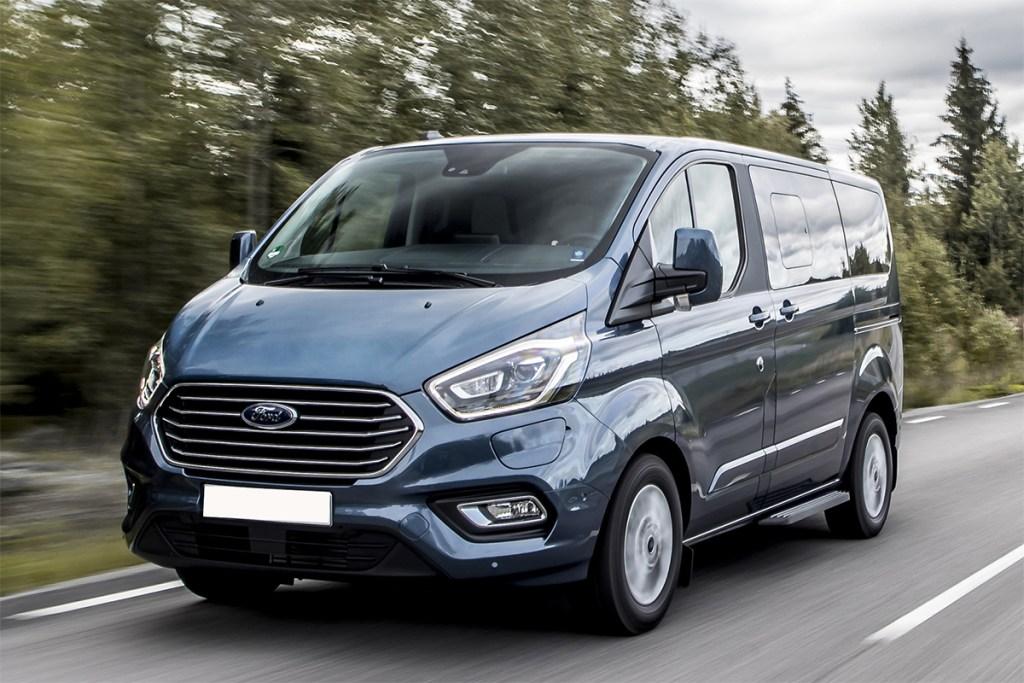 Ford Tourneo Custom Minivan