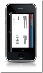 SnaBiz Business Card Reader