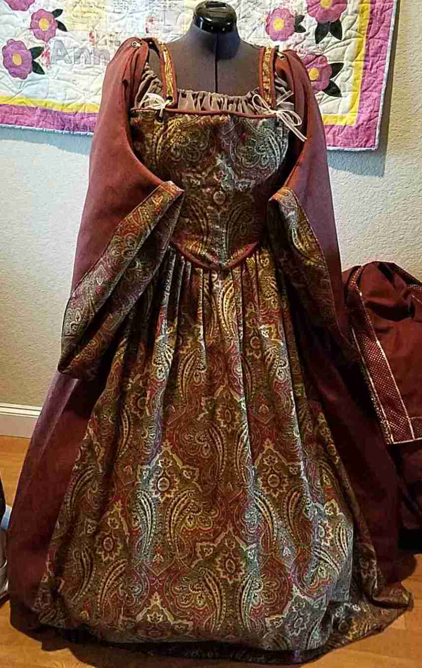 Full Gown - SOLD