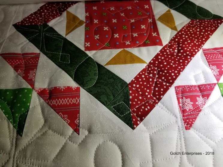 BOM 2018 Country Stitches - Frost E2E