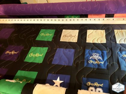 Crown Royal Quilting