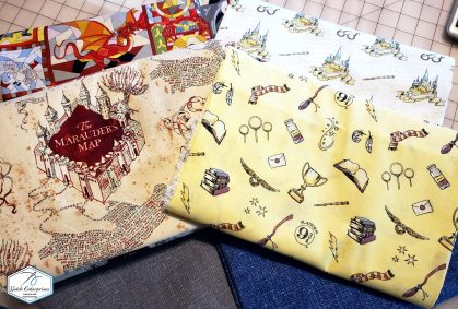 Alea Potter Fabric