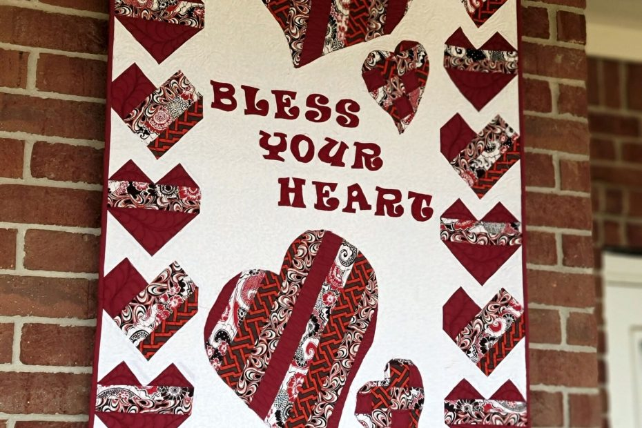 Bless Your Heart Banner