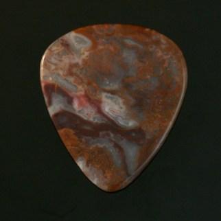 Lace Agate Guitar Pick