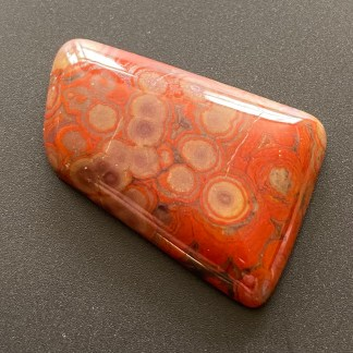 Morgan Hill Jasper cabochon
