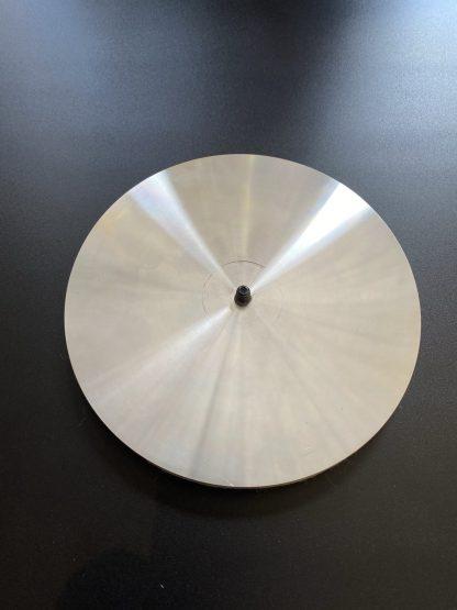 CabKing aluminum spin polisher wheel