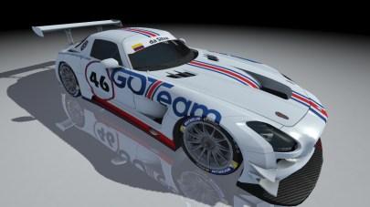 Mercedes SLS-AMG GT3