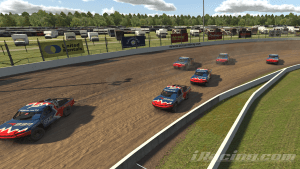 Having fun with your teammates is imporant aspect of being a team. Here some dirt fun on iRacing.