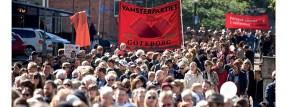 Bildresultat för 1 maj göteborg vänsterpartiet