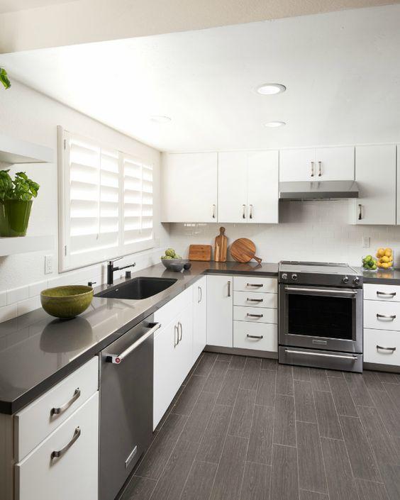ห้องครัวรูปตัว L