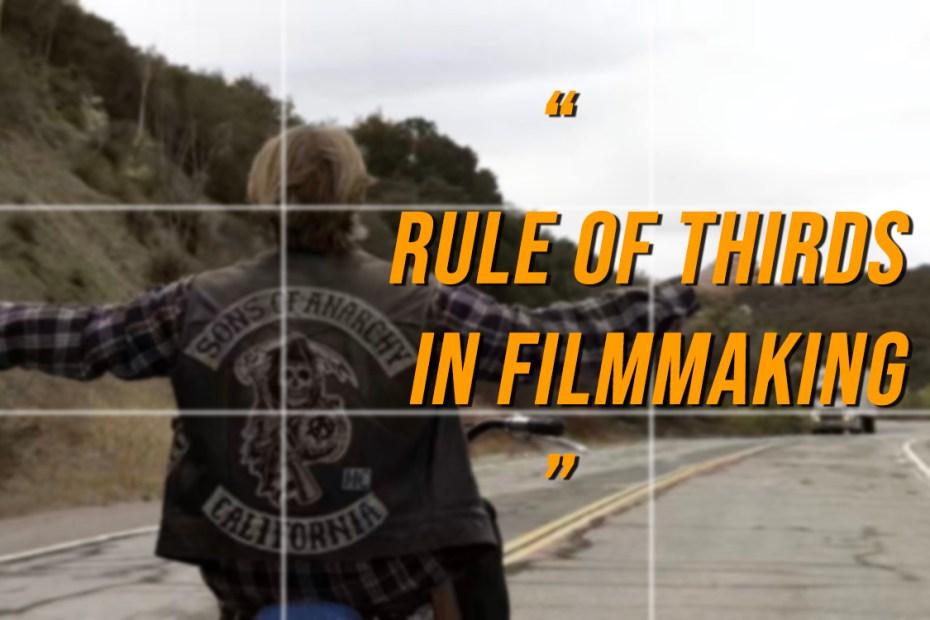 Rule of Thirds in Filmmaking