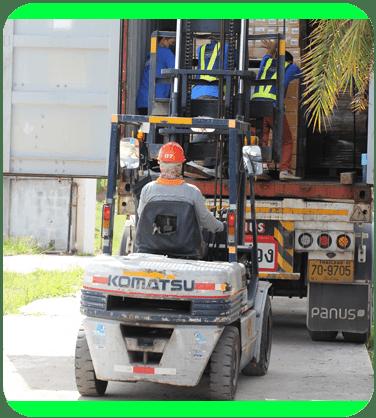 Logistics to USA