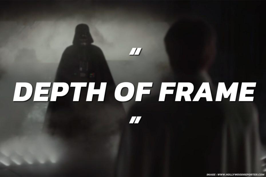 Depth of Frame