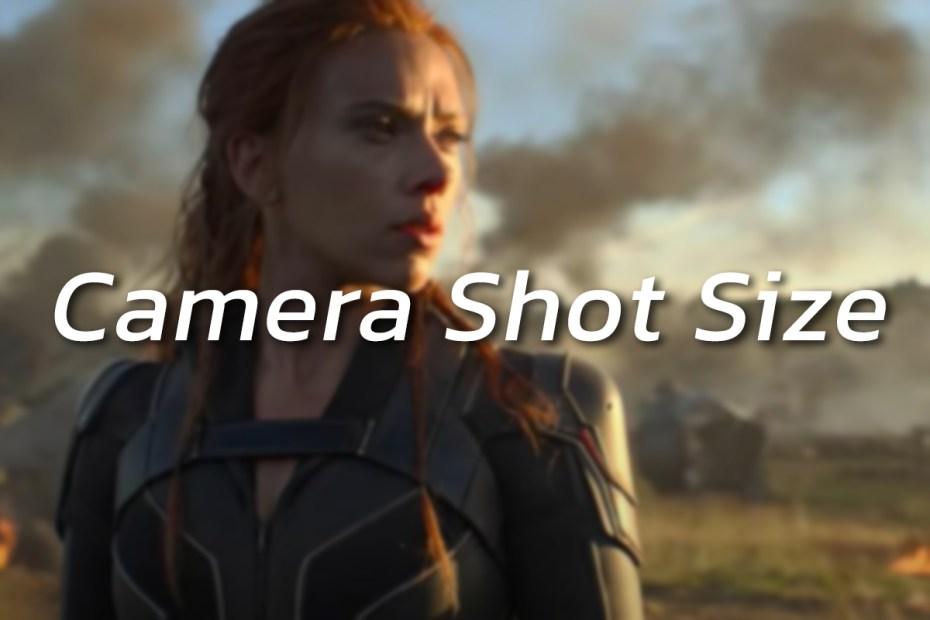 Camera shot size