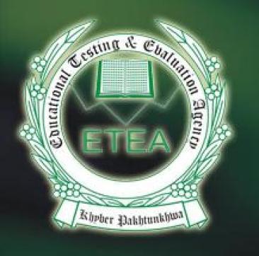 Schedule of ETEA Entry Test 2021