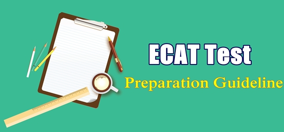 How to Pass ECAT Test Online Preparation