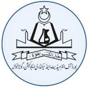 BISE Gujranwala Board 11th 12th Date sheet 2021