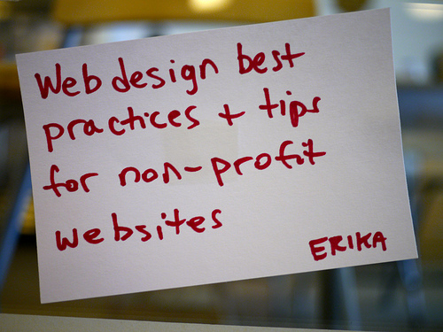 Web Design Tips photo
