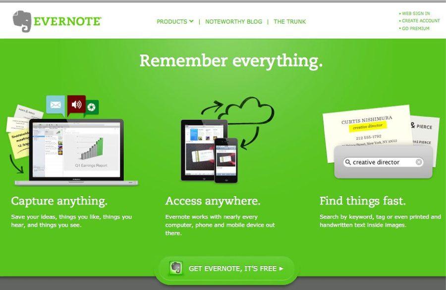 Evernote Digitize Business Cards