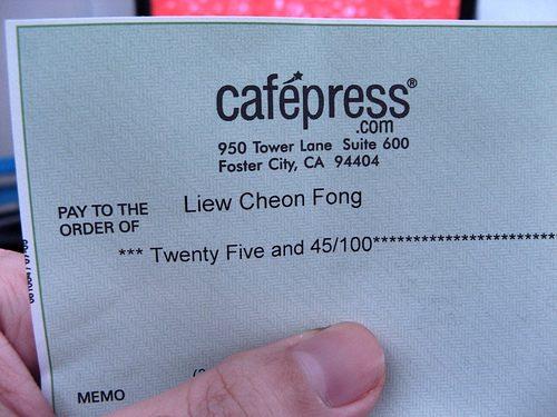 Cafepress Reviews