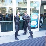 Two Commander Shepards from Mass Effect returning from last year.