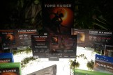 Close-up of the various editions of Shadow of the Tomb Raider.