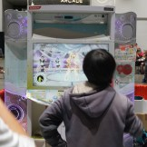 Fanime is a judgment free zone, doesn't matter who you are, anyone is free to play whatever game they want.