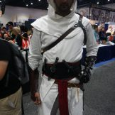 Altair from Assassin's Creed.