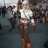 @dromhunter again in a standalone Ciri shot. Go ahead and give her a follow!